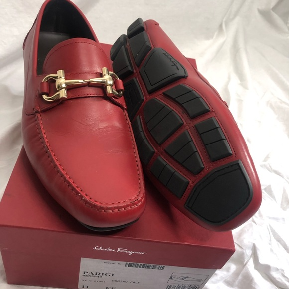 Salvatore Ferragamo Shoes | Red